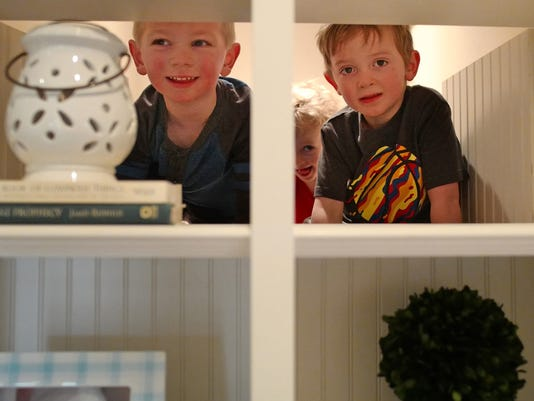 In-home slides, secret rooms and other creative kids' spaces bring the fun