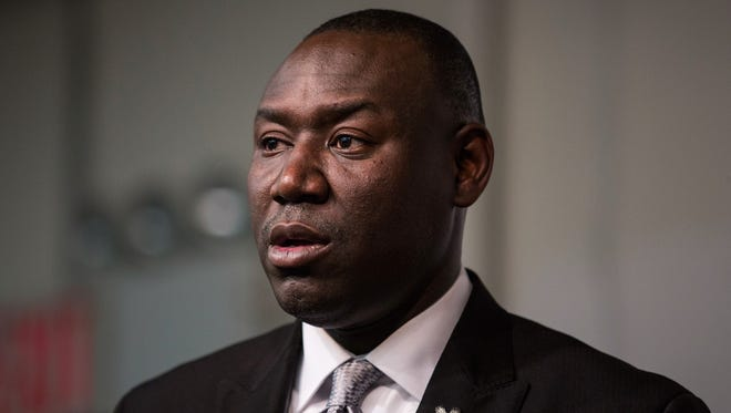 Benjamin Crump, the national civil rights attorney who represents the families of Trayvon Martin, Michael Brown and Tamir Rice, will be sworn in as the 73rd President of the National Bar Association Thursday.
