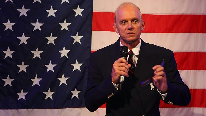 Rowdy Gaines is a three-time Olympic gold medalist and an announcer for NBC Sports.