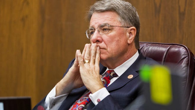 Republican Senate President Steve Yarbrough said he will not hear in the Senate Rules Committee a bill that would narrow the scope of Shannon's Law, which regulates the firing of guns within or near city limits.