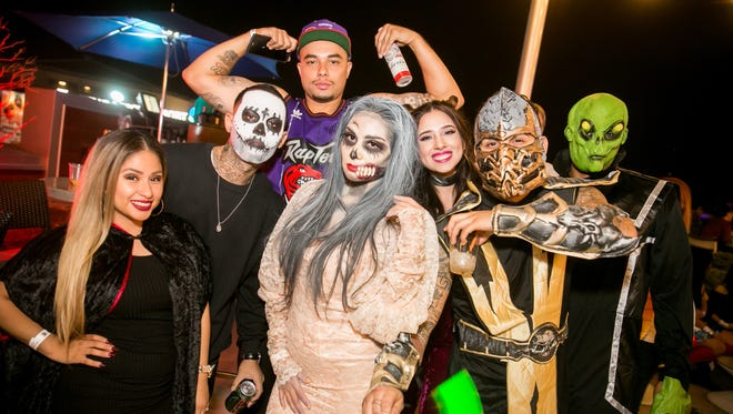 Downtown Phoenix Halloween Bar Crawl Party 2020, October 27 Adults only Halloween parties in Phoenix