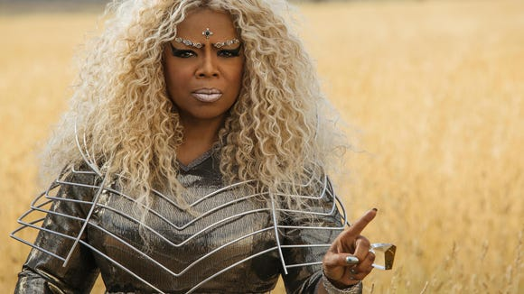 "Oprah Winfrey is the kind Mrs. Which in Ava DuVernay's ""A Wrinkle in Time."""