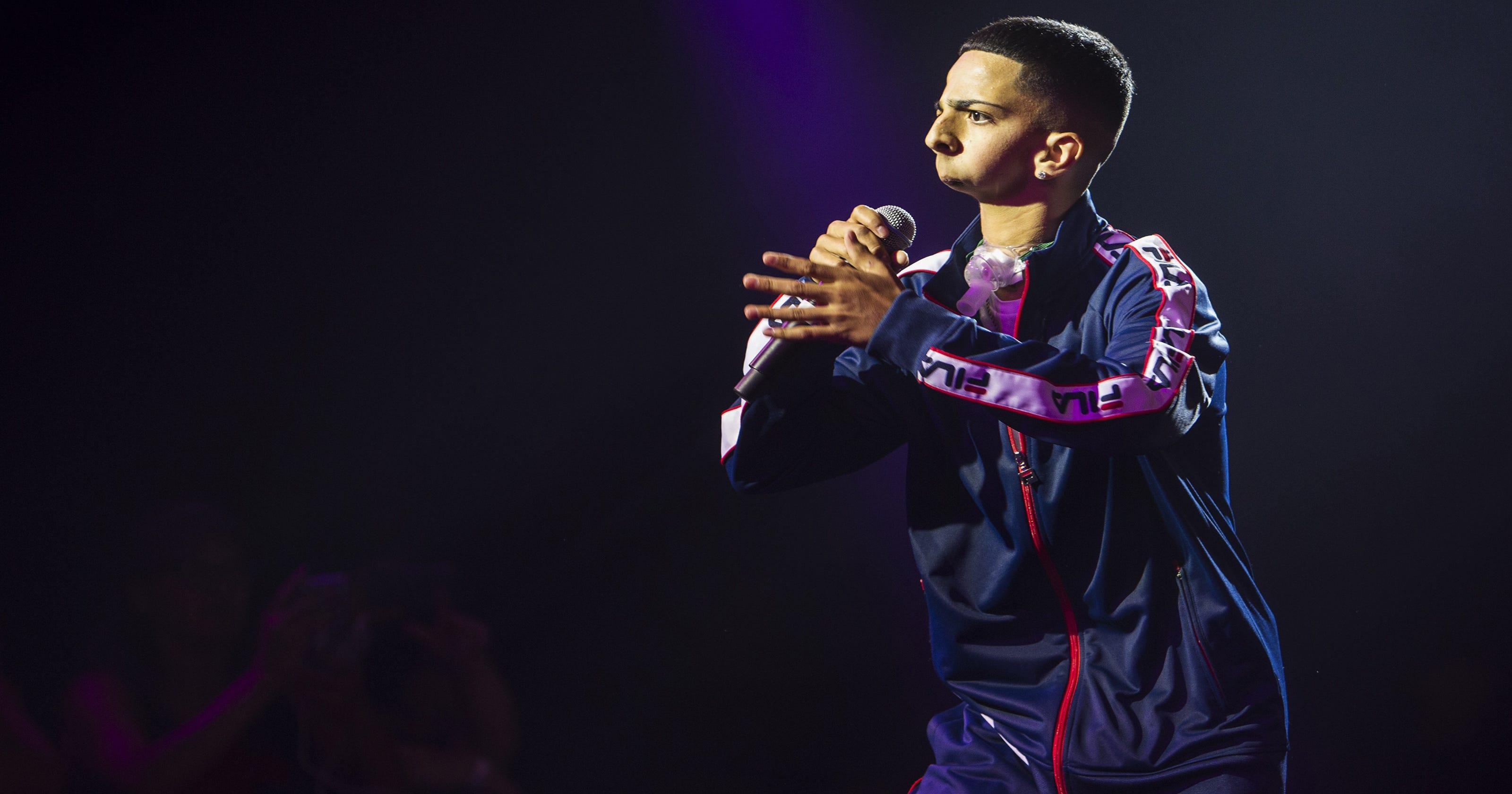 ec67d816bf731 Mute teen rapper Isaiah Acosta looks to life after graduation