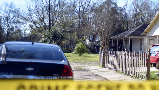 Hattiesburg saw eight homicides in 2016, including three within the first six days of the year.