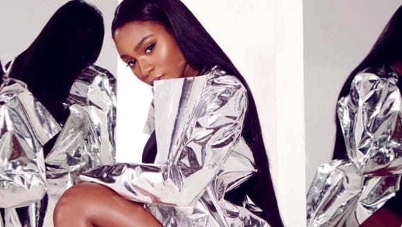 Fifth Harmony's Normani Kordei puts her spin on Solange