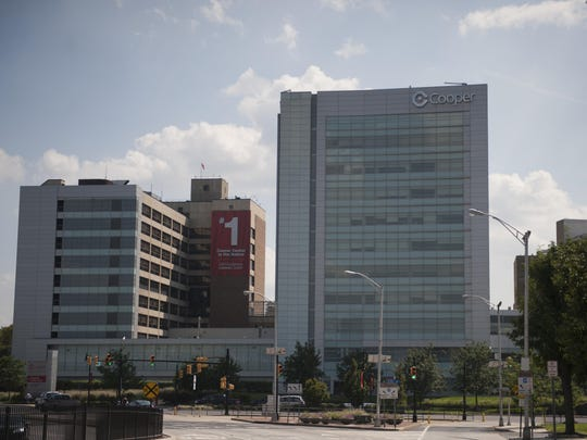 Cooper University Hospital in Camden