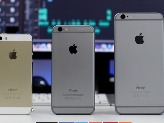 Line-up of new Apple iPhones, according to 9to5Mac,