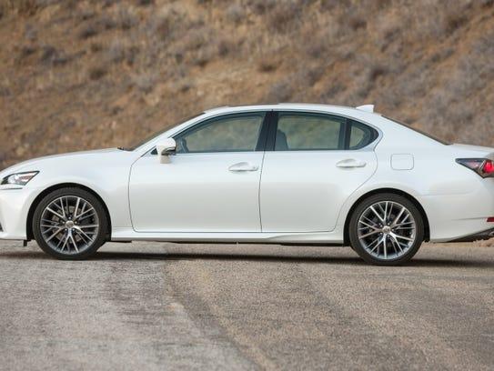 Lexus GS 350 del 2016