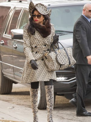 Cookie Lyon (Taraji P. Henson) is a force to be reckoned with on 'Empire.'