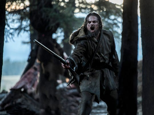 Leonardo DiCaprio seeks revenge in 'The Revenant.'