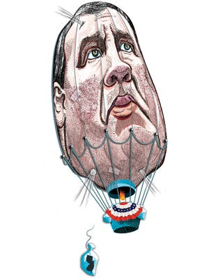 @Issue: Can Chris Christie still win?