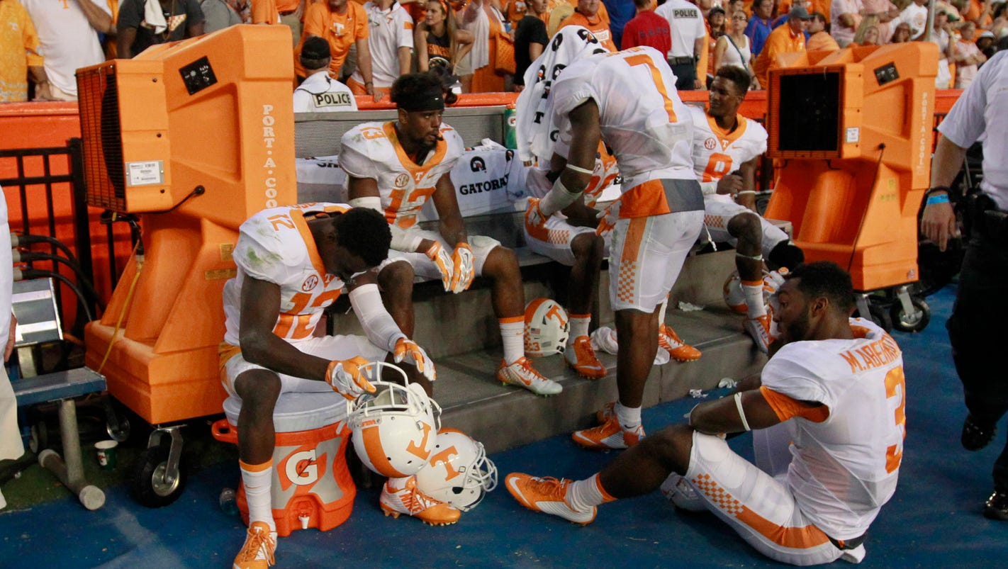 Vols find yet another way to lose to gators for Stahlwandbecken 3 60 x 0 90