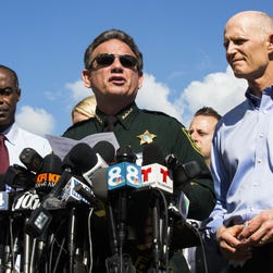 Florida school shooting: Sheriff got 18 calls about Nikolas Cruz's violence, threats, guns
