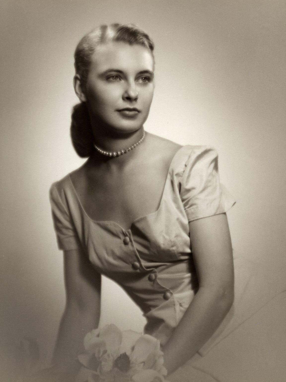 Hollywood legend Joanne Woodward was a teenager when