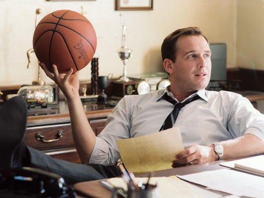 Josh Lucas plays legendary basketball Hall of Fame
