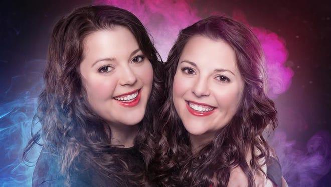 Jessica and Lauren Schmitt run Double Vision Films in Sheboygan.
