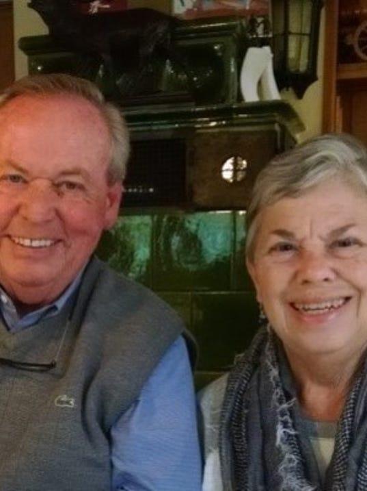 Anniversaries: Eb Preuninger & Julie Preuninger