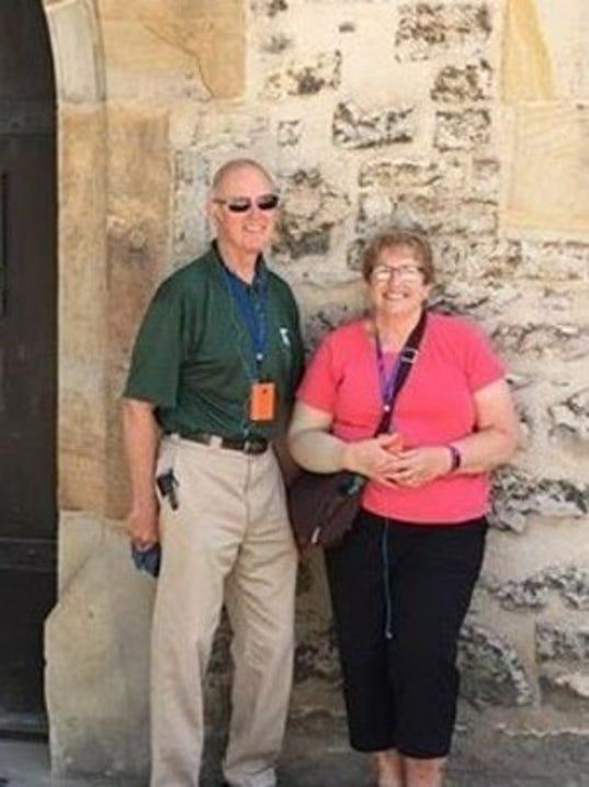 Anniversaries: Diane Warncke & Darryl Warncke
