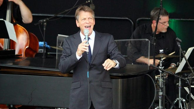 Jazz and classic pop singer Steve March-Tormé joins classic rockers the Vic Ferrari Band for a Jan. 21 show at Stone Harbor Resort.