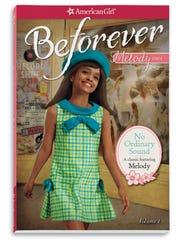 """Book cover, """"Beforever, Melody 1964, No Ordinary Sound,"""