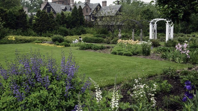 Stan Hywet Hall and Gardens will reopen for members this week and the general public on Wednesday.