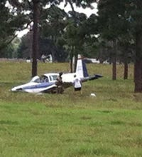 Small plane crashes in Citrus County