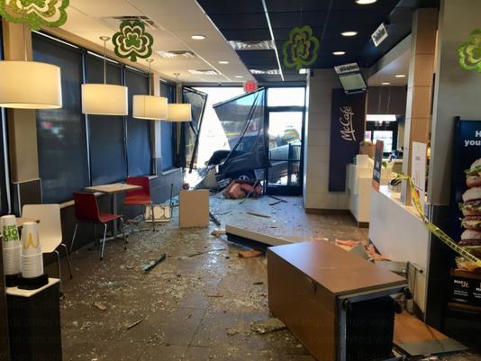 Tucson crash