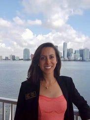 Recent FSU alumni Maria Clara Naranjo was selected