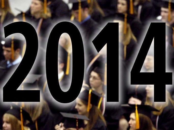 2014 Top Graduates.