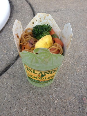 Island Noodles will be back at Bunbury this year.