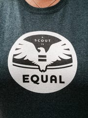 Scouts for Equality began about six months ago.