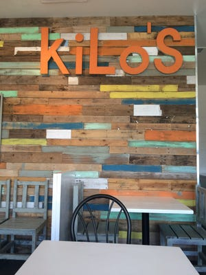 Kilo's Italian Ice offers a variety of flavors of Italian soda, Italian ice or combinations of both.