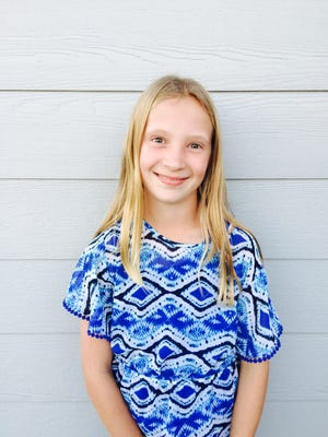 Jacklyn Fatz, sixth-grader at Riverview Elementary, is the Student Spotlight for Oct. 19.