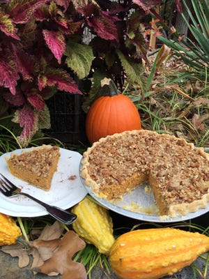 Looking for something a little different this Thanksgiving? Try this Ginger Pumpkin pie recipe by Debbie Dance Uhrig, master craftsman of culinary arts at Silver Dollar City.