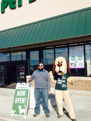 Pet Supplies Plus recently opened in Oakley Station.