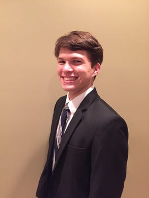 Tolson Frantzen is a student at Episcopal School of Acadiana. He is participating in the Research Science Institute at MIT this summer.