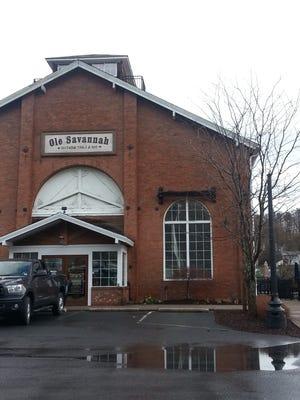 Ole Savannah Southern Table & Bar, 100 Roundout Landing, Kingston.