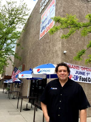 Montana Farmers Union facilities director Dave Snuggs is launching the Pop-Up Food Court at the downtown Times Square building next week. It will feature a rotating group of restaurants providing lunch each weekday.