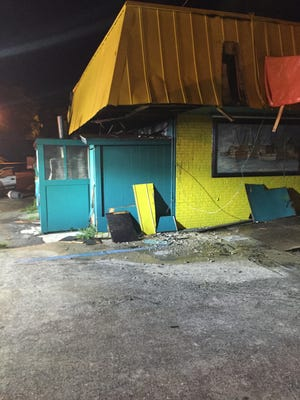 Tallahassee firefighters were called to a fire at the Barnacle Bill's restaurant on North Monroe Street.
