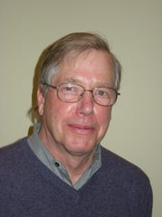 George Carlson, director of McLaughlin Research Institute
