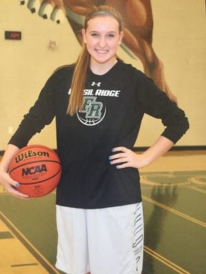Fossil Ridge's Ashley Steffeck is the Coloradoan Female Athlete of the Week.
