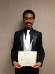 Abraham Cooper was selected as the winner of the Young Artist Division at the Texas Music Teachers Association's local Student Affiliate Performance Contest in February.