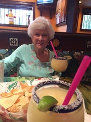 Nancy Botkin of Naples at Mr. Tequila off U.S. 41.