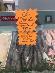 Little's Fish Company in Germantown has a sweet offer for Preds fans heading to Stanley Cup Final games.
