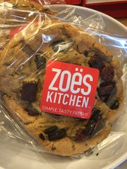 House-made chocolate chip cookies will call your name