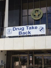 Richmond Police Department will collect unwanted and unused prescription drugs 9 a.m. to 1 p.m. April 27 during the National Prescription Take Back Day at the police station, 50 N. Fifth St.