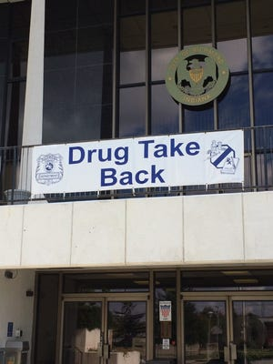 Richmond Police Department will collect unwanted and unused prescription drugs 9 a.m. to 1 p.m. Saturday during a Prescription Drug Take-Back Day at the police station.