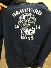 Graveyard Boys sweatshirt