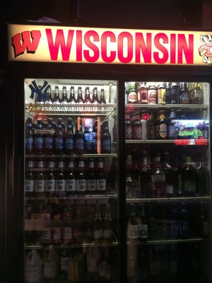 Wisconsin's win that put them in the NCAA championship game fueled business at Manitowoc bars on Saturday, according to Barb Piaskowski, owner of Chewy's