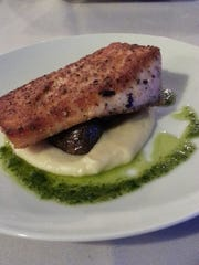 Food Fix: Queen City Bistro, Pan Seared Salmon